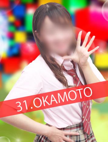 池袋ピンサロみつばちガールのNo.31 岡本ちゃん